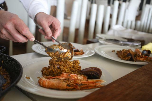 paella-pescado-fosburycafe